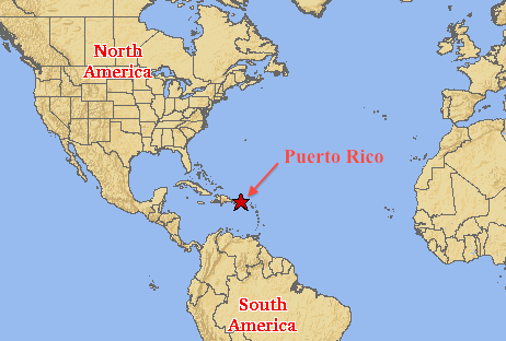 a comparison on the characteristics that are common between iran and puerto rico This nation-wide website presents you with information about the weather and climate for almost every puerto rico q qatar r world weather & climate.